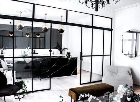 DNB Inspirasjon - Moderniser hjemmet ditt med en tøff glassvegg