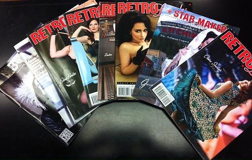 Magazines featuring Sew She Said Clothin