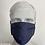 Thumbnail: Maske mit Bamboofasern 5er-Pack