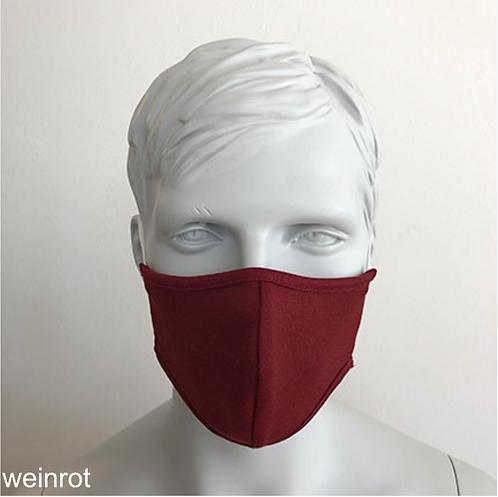 Kindermaske im Polostoff 5er-Pack