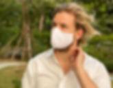 Befeni Gesichtsmaske Mundschutz Virensch