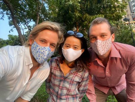 Befeni Gesichtsmasken verfügbar | Gemeinsam gegen Corona