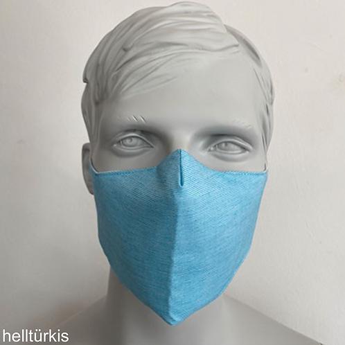 Maske mit Nasenbügel 5er-Pack