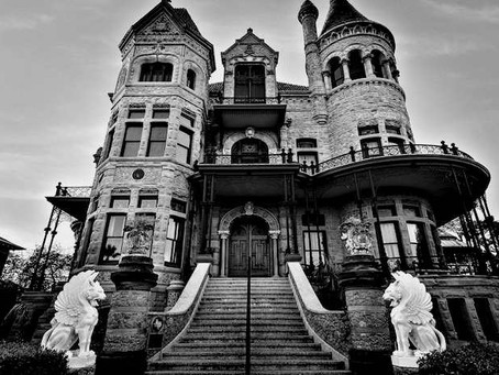 Bettie Brown & the Ghosts of Ashton Villa