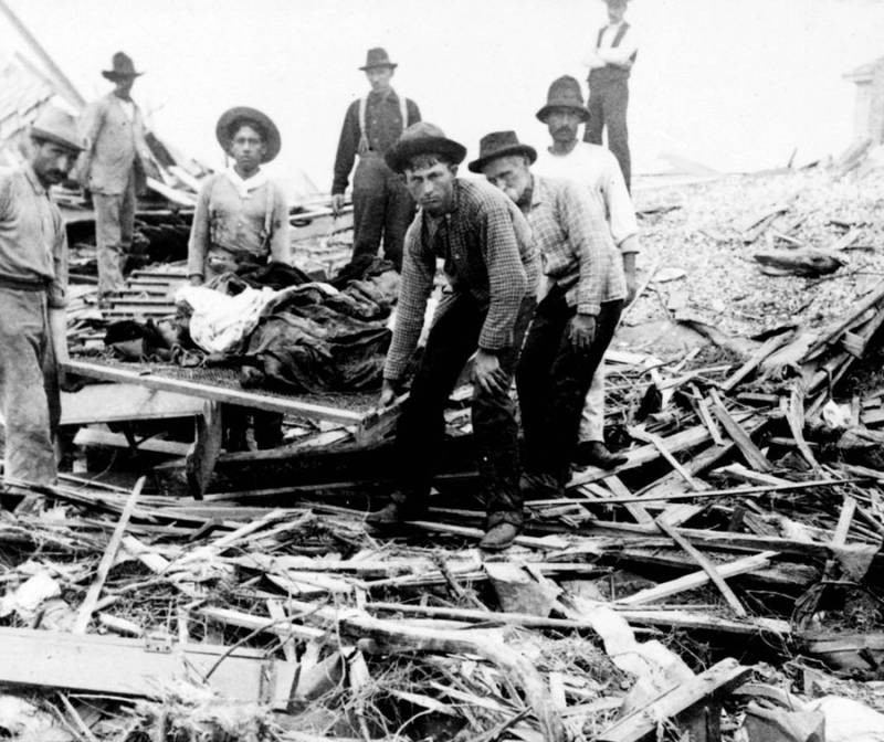 1900 storm