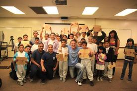 L.A.P.D. Cadets program