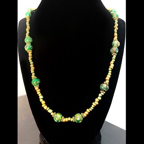 Green Jasper Stones