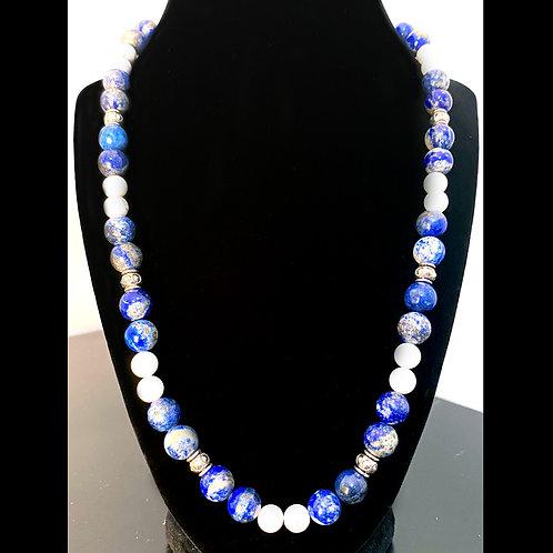 Lapis Lazuli & Howlite