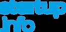 Startup.info horizontal logo transparent background
