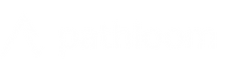 White Pathloom logo