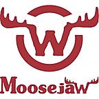 Moosejaw square red logo transparent background