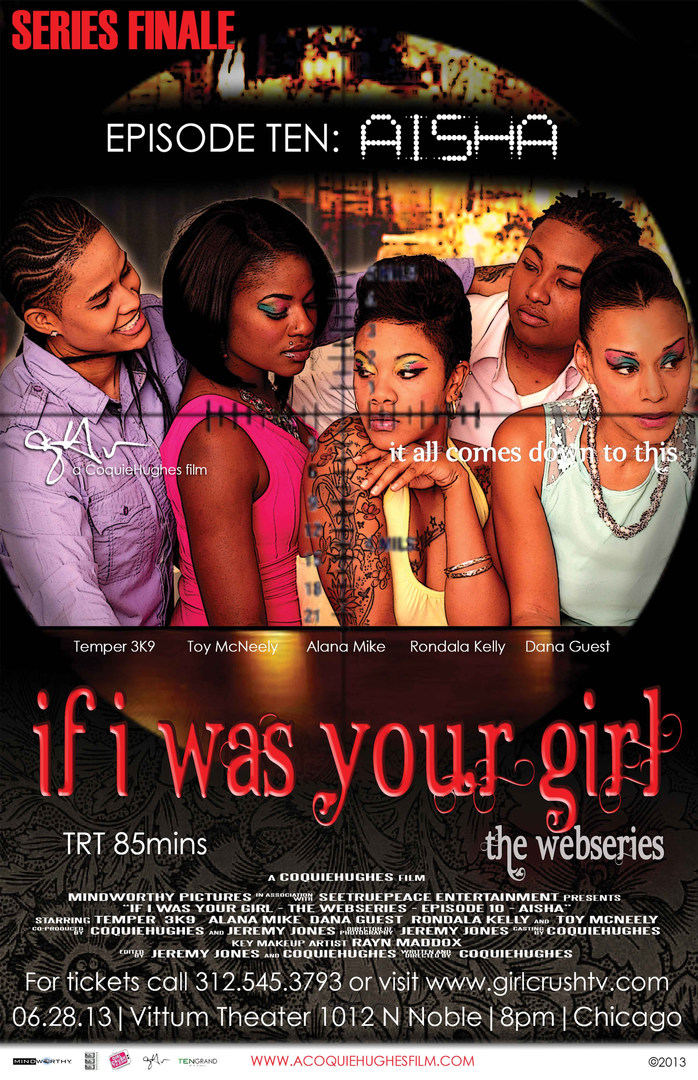 IF I WAS YOUR GIRL - WEBSERIES - EPISODE 10
