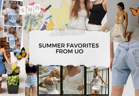 Summer Favorites from Urban Outfitters