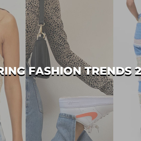 5 Spring Trends 2021