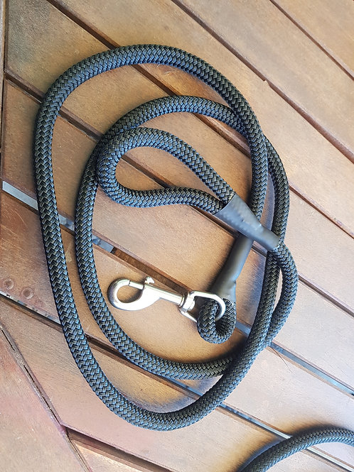 14mm cord clip lead/extra large clip/black
