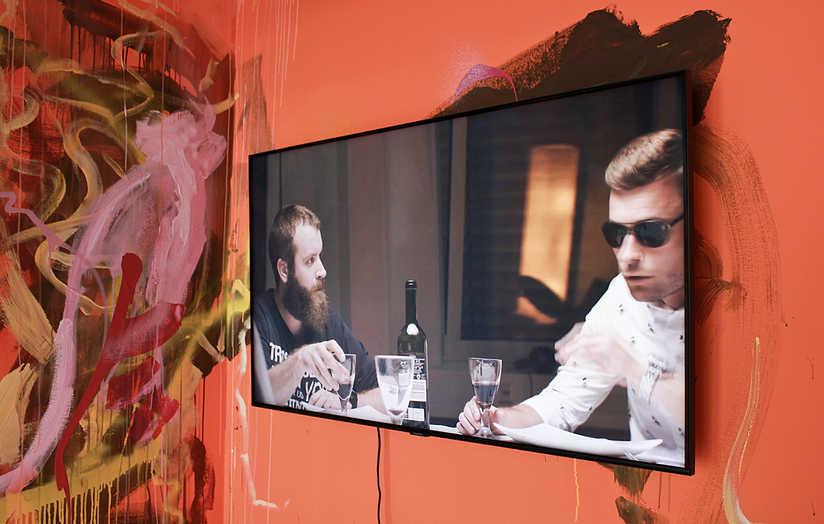 Kunstinstallation – Film – Sebastian Roe