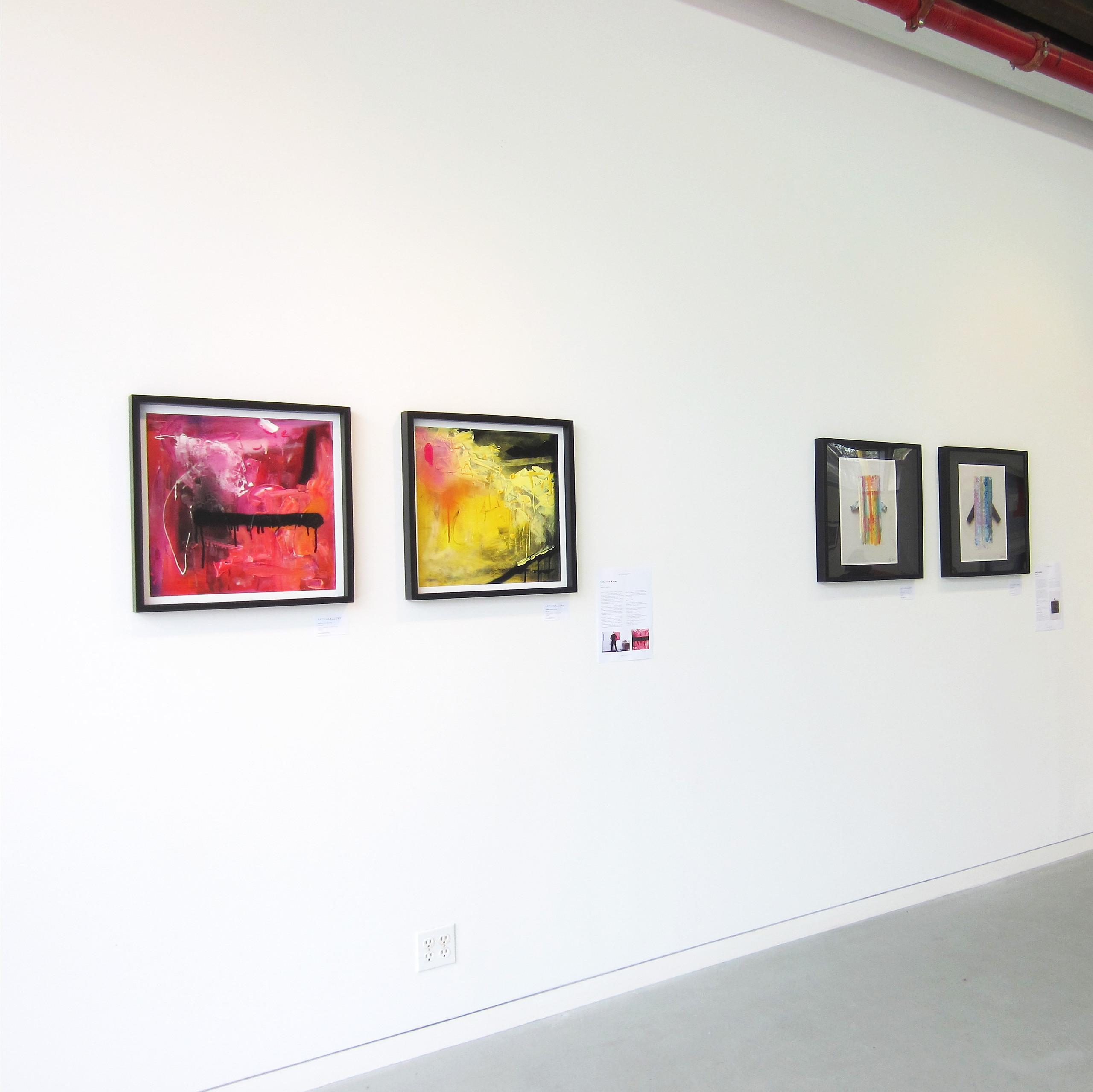 Gruppenausstellung-Open Borders-New York-Odetta Gallery