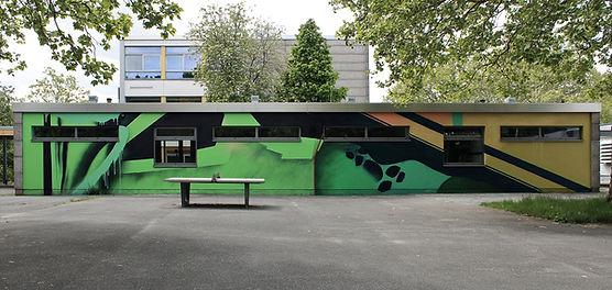 Fassadenbild – Sebastian Roese