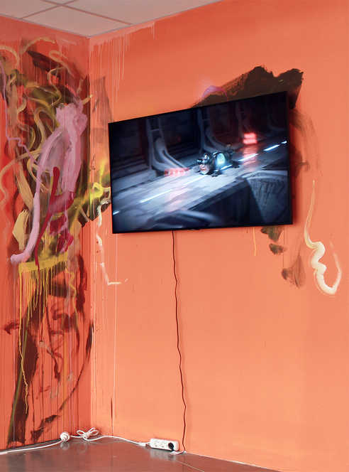 Kunstprojekt – Animation - Sebastian Roe