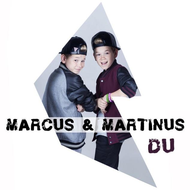 "Marcus og Martinus - styling singelcover for ""DU"""