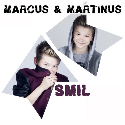 """Marcus og Martinus - styling coverfoto for """"SMIL"""""""