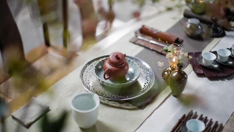 Tea tasting workshop