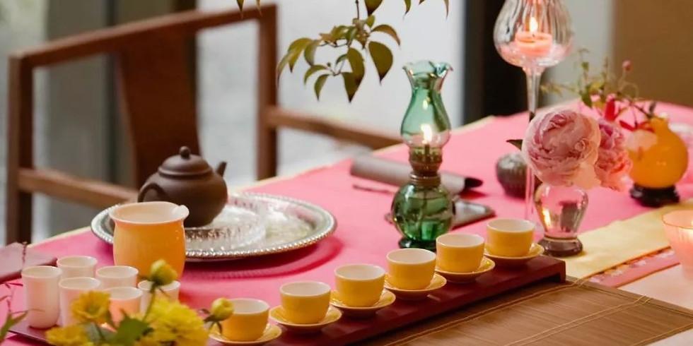 Tea tasting journey