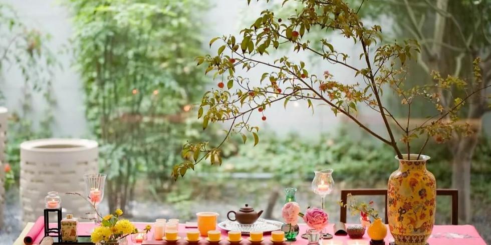 Tea tasting experience