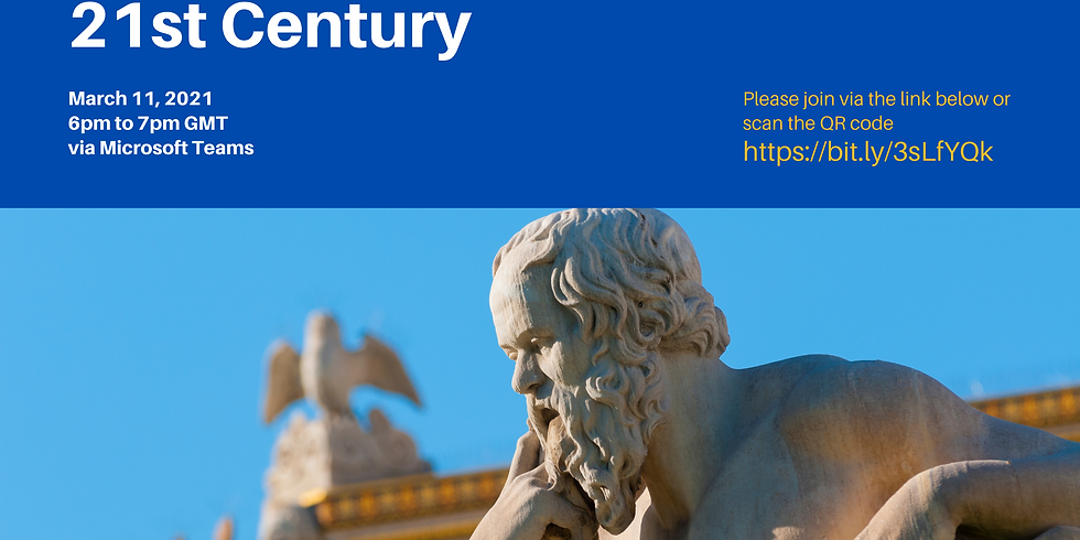 Ethics & Philosophy in the 21st Century