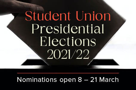 BECOME THE NEXT SU PRESIDENT 2021-2022