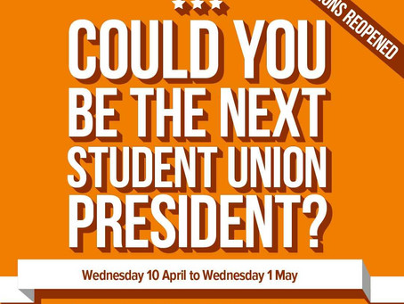 Become the next SU President