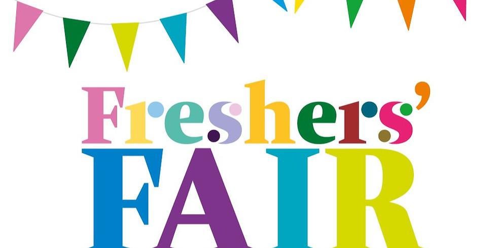 FRESHERS' FAIR