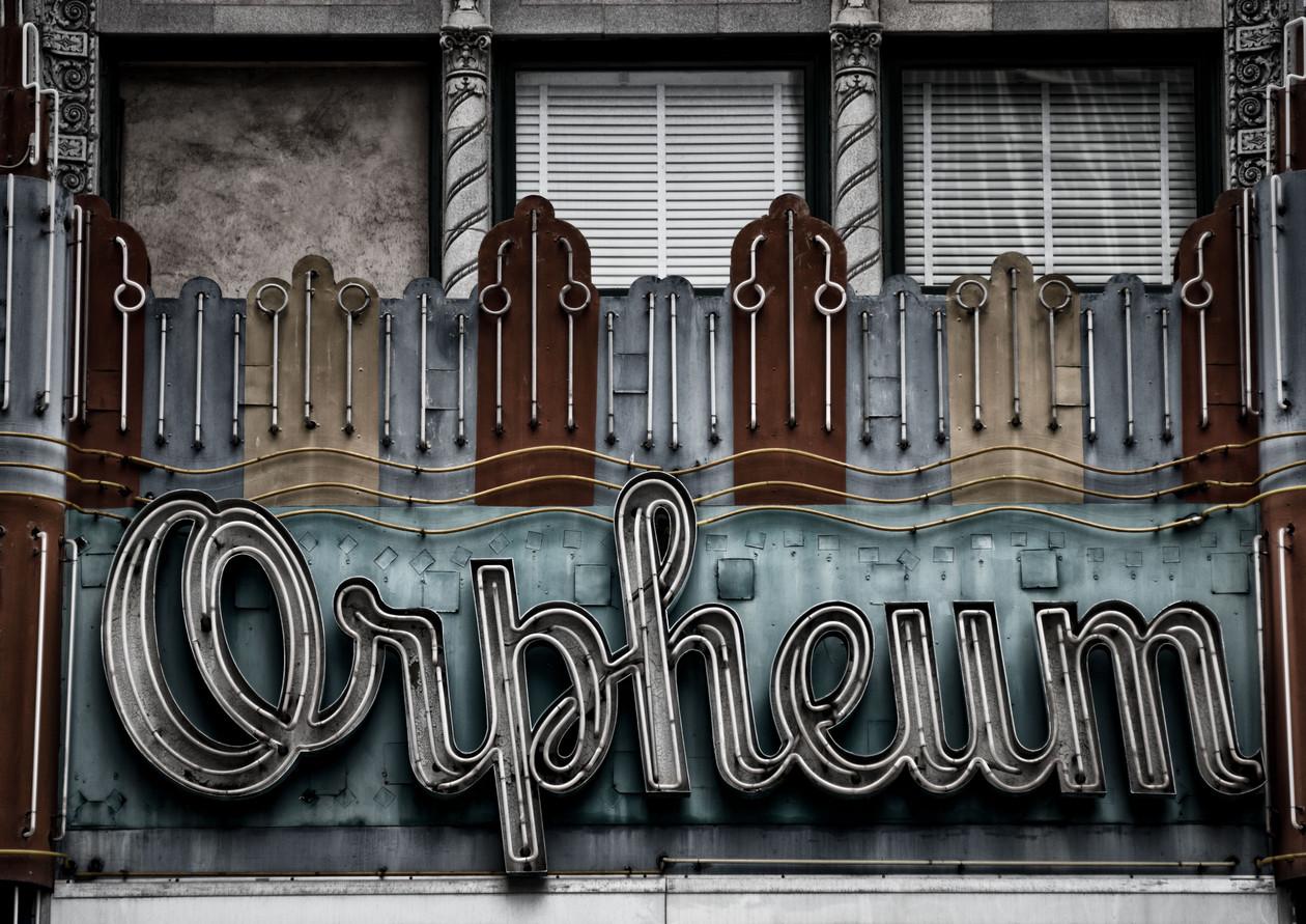 THE ORPHEUM