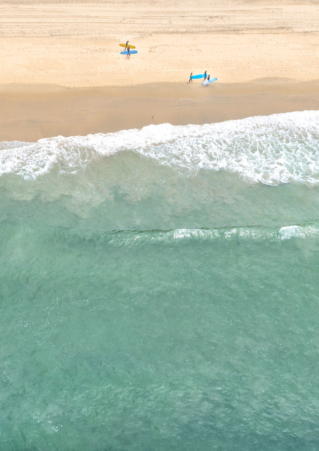 El Porto Surfers