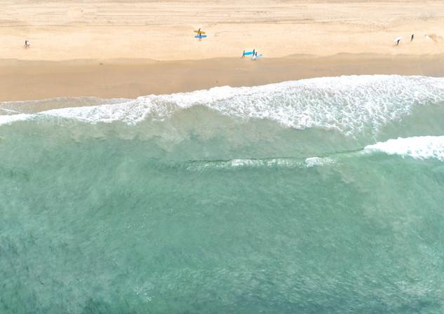 EL PORTRO SURFERS