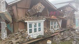 Erdbeben 2015 in Kunde, Nepal, ADEMED 2011