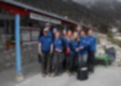 Sauerstoff-Konzentrator für das Kunde-Hospital, ADEMED 2011, Khumbu, Nepal