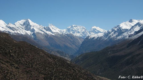 Annapurna-Region, ADEMED Expedition, Nepal