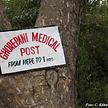 Medical Post, Ghorepani, ADEMED 2011, Everest Region, Nepal