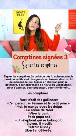 comptines 3
