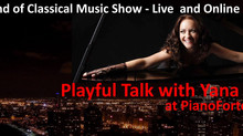 Yana launches Playful Talk Show