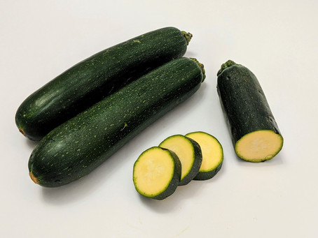 Vegetable of the Month - Zucchini