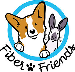 Fiber Friends pet portraits