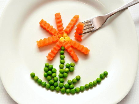 Sneaking Vegetables into your Child's Diet