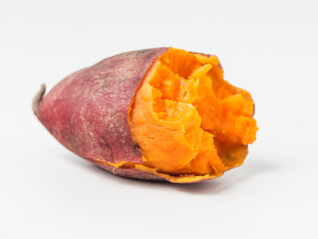 Vegetable of the Month - Sweet Potato