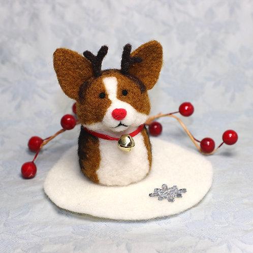 Red-headed Tri Reindeer