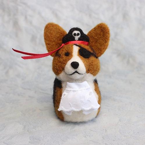 Pirate:Red-headed Tri