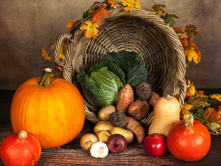 Tips for a Happy and Healthy Thanksgiving