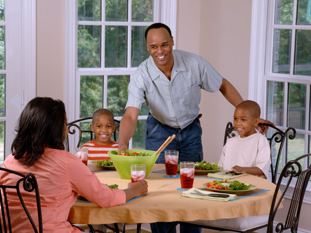 Healthy Mealtime Boundaries