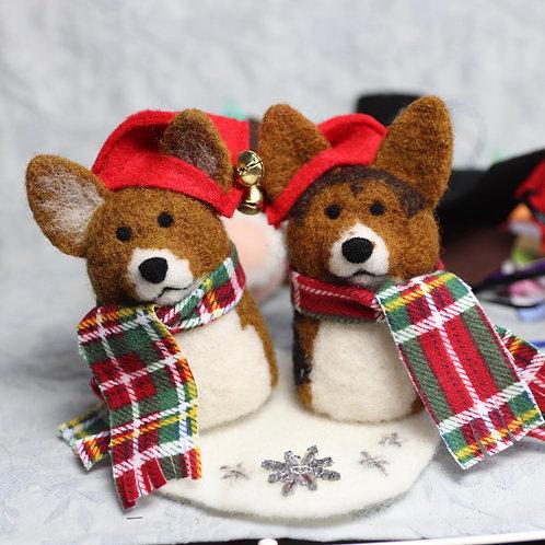 Elf/Santa Hats